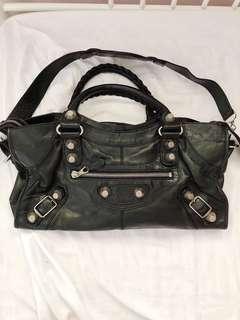 78ee4b058a Balenciaga Giant Silver Hardware Part-Time Bag