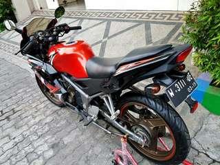 Terima jual motor bekas semua merk Surabaya