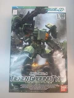 未砌 Gundam oo 00 高達 鐵人 1/100