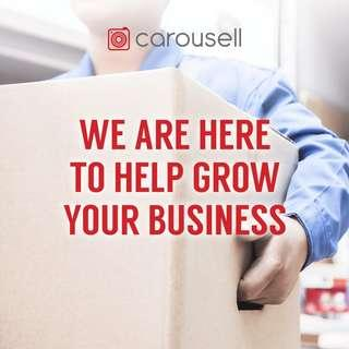 We are here to help grow your business
