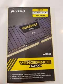 (Deal today at $250) Corsair Vengeance LPX DDR4 3466mhz 16gb kit Pc Memory
