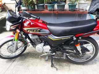 The 3rd Generation Honda TMX Supremo