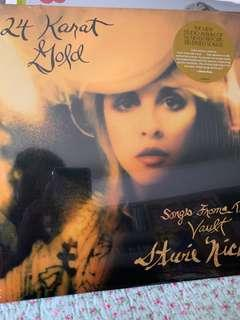 Stevie Nicks - 24 Karat Gold US vinyl LP