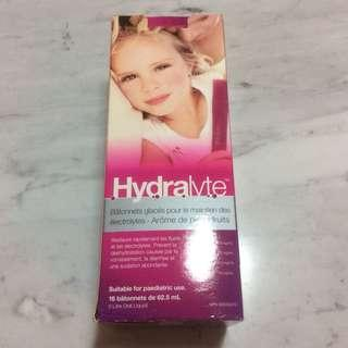 Hydralyte berry flavour