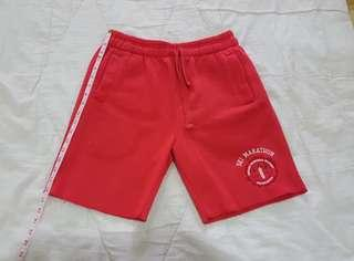 Northern Rock Short Pants (Red) - Size M
