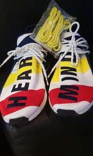 WTT Adidas HU Nmd Pharell US 9