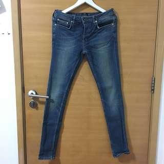 Topman Slimfit Jeans