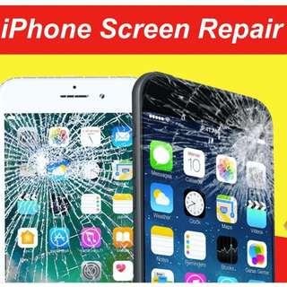 iPhone Camera Repair, Same day repair, iPhone 8 plus lcd