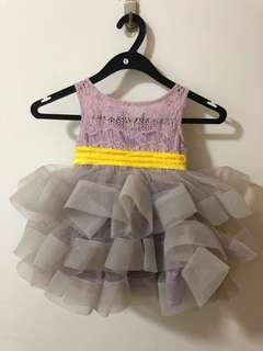 Party dress for baby girl