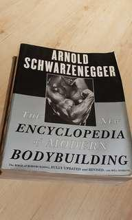Arnold Schwarzenegger Bodybuilding Encyclopedia