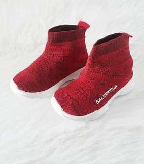 Sepatu baby balenciaga
