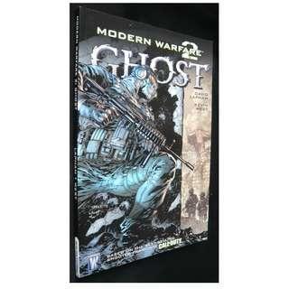 Call of Duty: Modern Warfare 2: Ghost (Wildstorm) Comic TPB