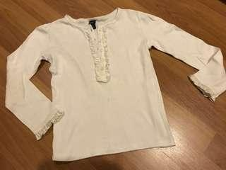 Gap kid long sleeves with buttons #EVERYTHING18