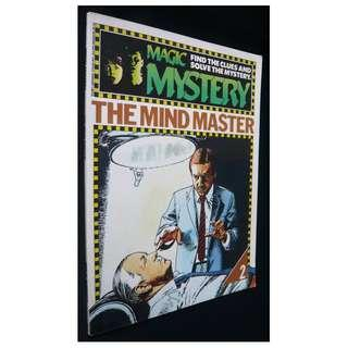 Magic Mystery #2 The Mind Master Gamebook