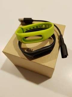 🚚 2 Xiaomi Band Strap + 1 charger