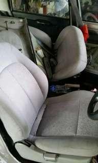 Seat kancil