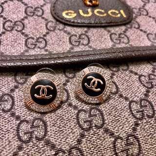 翻玩Chanel 耳環(復古款/雙C/圓形/愛心)