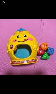Fisher Price Laugh & Learn Cookie Shape Superise