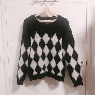 Sandro Mohair Sweater