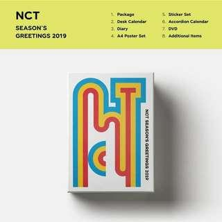 [SHARING] NCT SEASON GREETINGS 2019