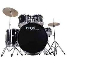 Drumset Authentic