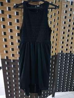 H&M BLACK DRESS #EVERYTING18