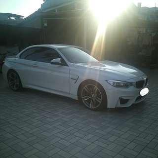 BMW M4 CABRIO 2015