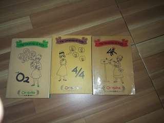 The Chronicles of Audy 4R 21 O2 4/4 Orizuka