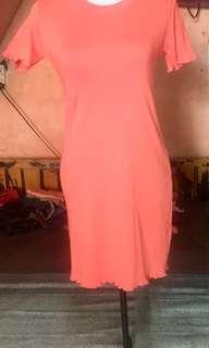 Shirt dress/Bodycon
