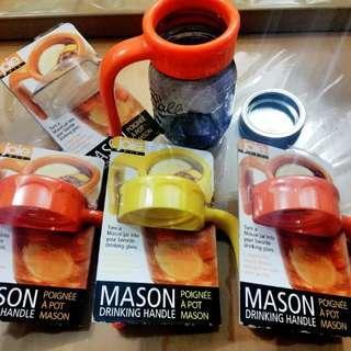 Mason Drinking Handle