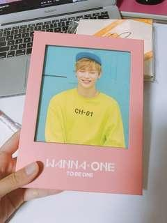 wts wannaone to be one debut album