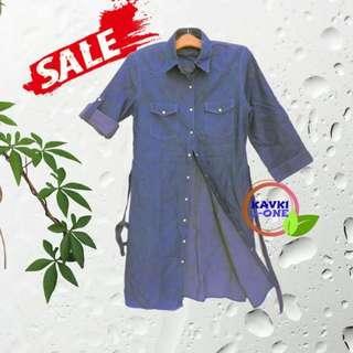 Polo Denim Shirtdress - Women's dress