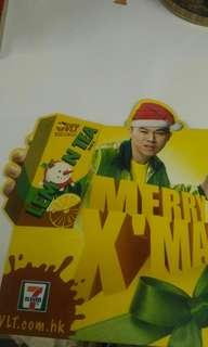 MC jin 維他 CD (9成新)
