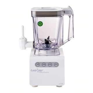 Ladyship Essence extractor with mill LS86 fruit blender