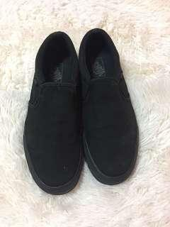 Authentic Vans unisex classic slip on kate shoe