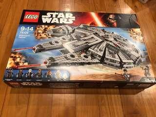 Lego 75105 Star Wars Millennium Falcon MISB