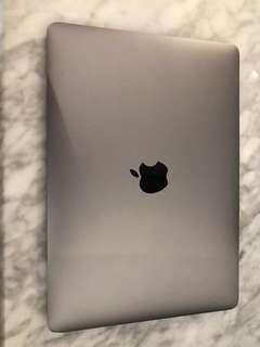 Macbook Retina 12 inch Grey