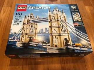 Lego Creators 10214 Tower Bridge MISB