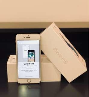 Well kept Iphone 6s 16GB with Original Box
