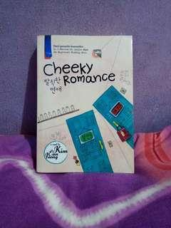 Novel Cheeky Romance by Kim Eun Jeong
