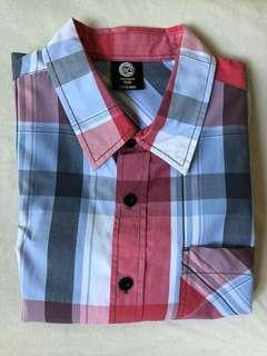 IPZ Checkered Short Sleeves Polo