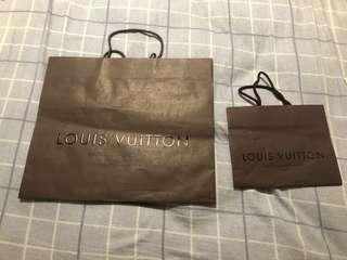 LV paperbag