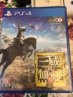 PS4 三國無雙8