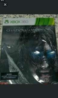 Xbox 360 shadow of mordor