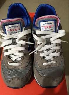 New Balance 574 (36.5號鞋)8-9成新,已清洗乾淨
