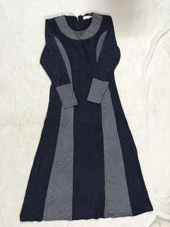 Denim Dress/Jubah #EVERYTHING18
