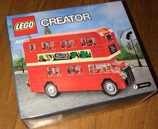Lego Creators 40220 Mini London Bus
