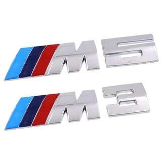 M3 & M5 badge 3d emblem BMW