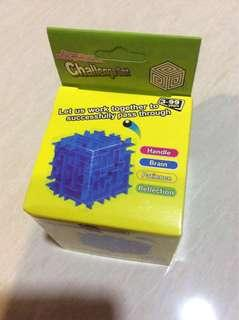 Challenge limit cube