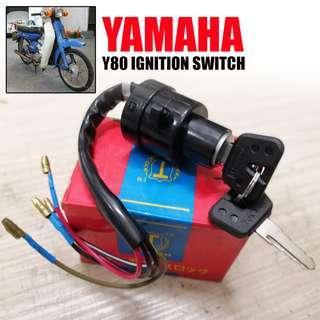 YAMAHA Y80 IGNITION SWITCH
